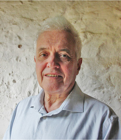 Photo of Christopher Calver