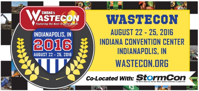 SWANA WasteCon Indy 2016